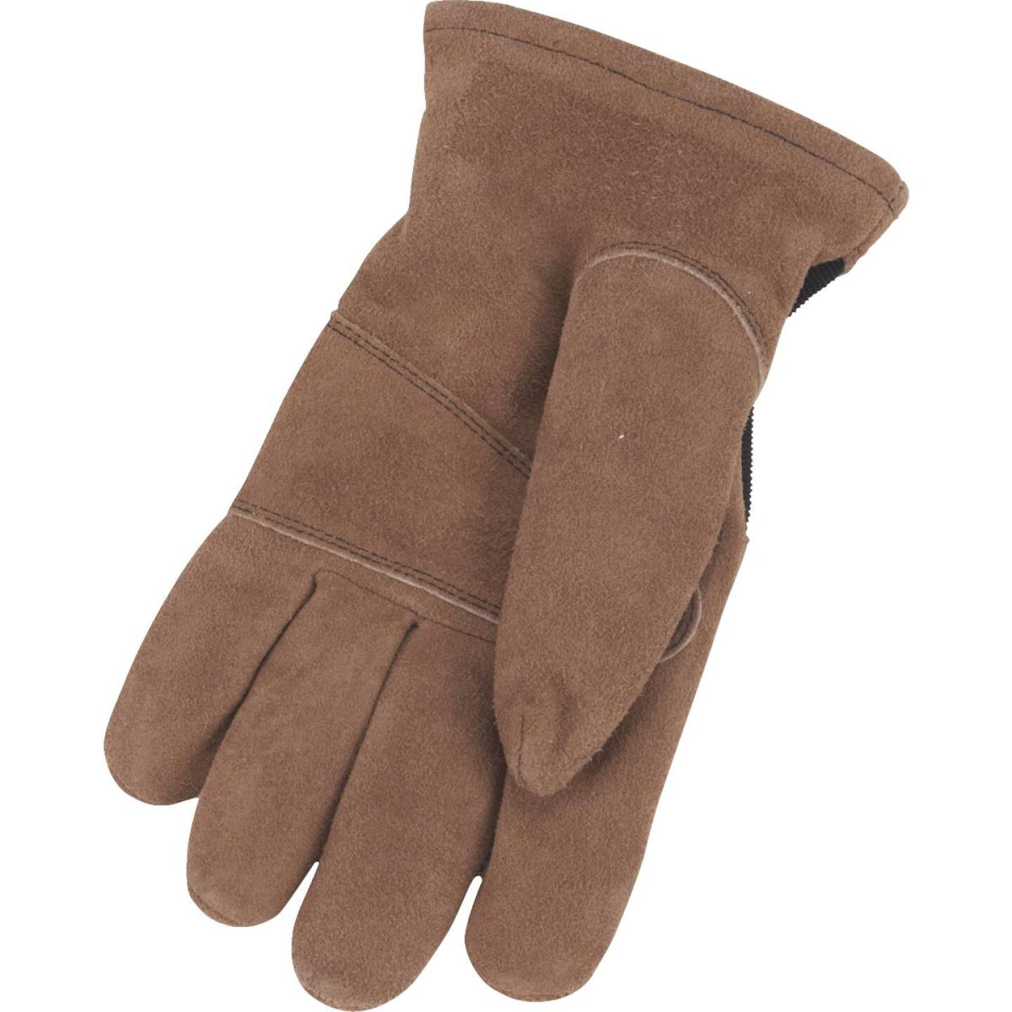 Channellock Men's Large Leather Winter Work Glove Image 3