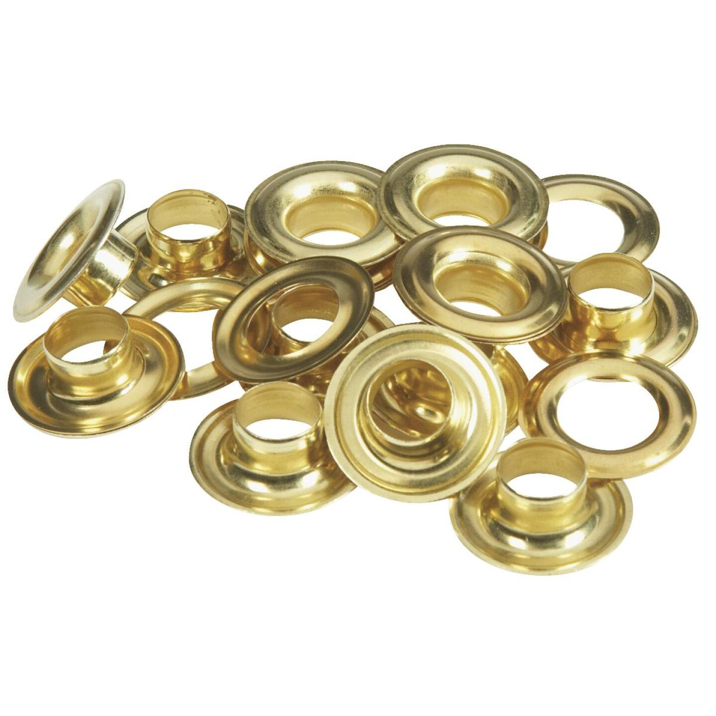 Lord & Hodge 7/16 In. Brass Grommet Refills (12 Ct.) Image 1