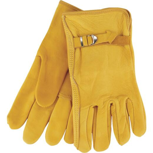 Do it Best Men's Large Leather Driver Glove