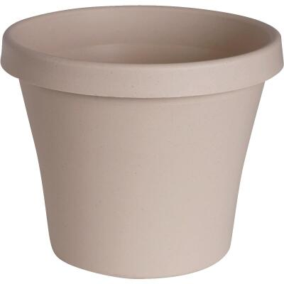 Bloem 6 In. Dia. Pebble Stone Poly Classic Flower Pot