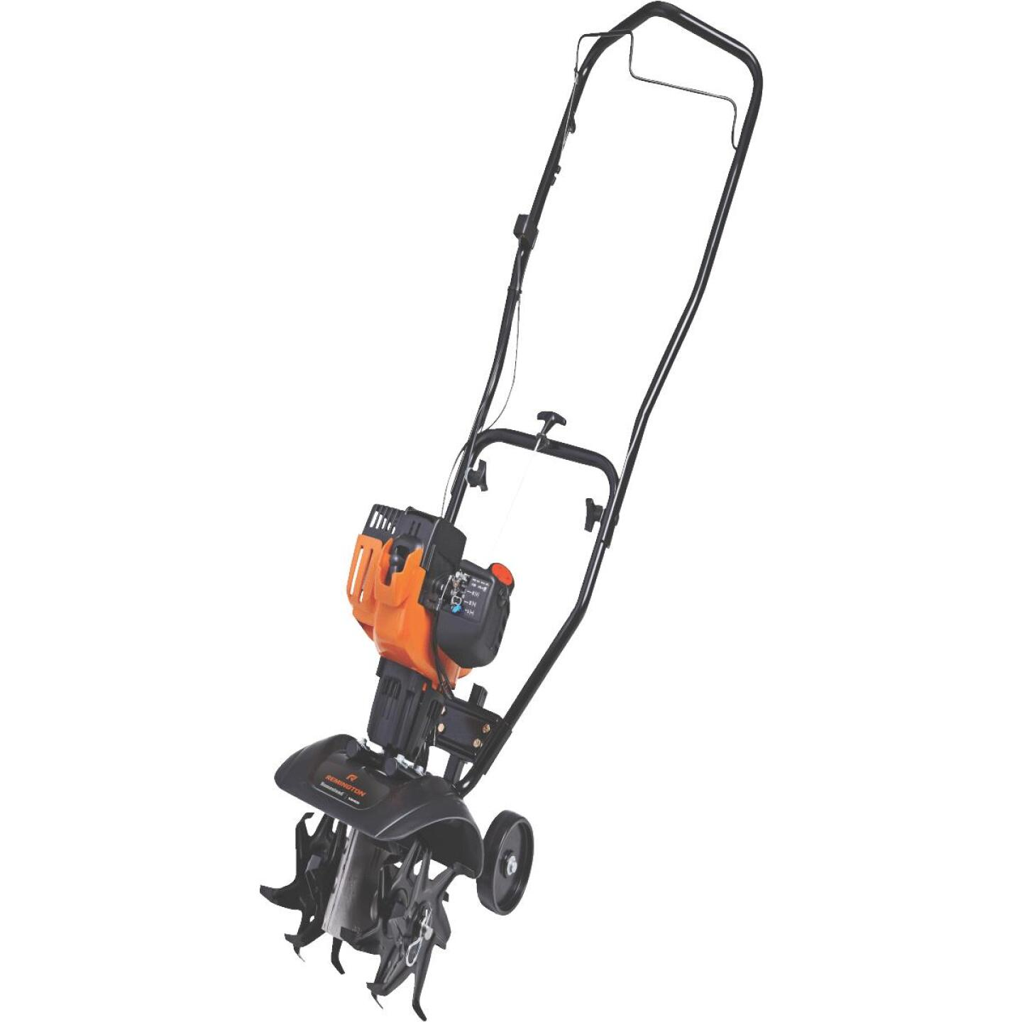 Remington RM4625 9 In. 25cc Mid Tine Forward-Rotating Garden Tiller/Cultivator Image 1