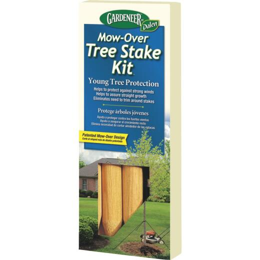 Gardener Wood Young Tree Tree Stake Kit