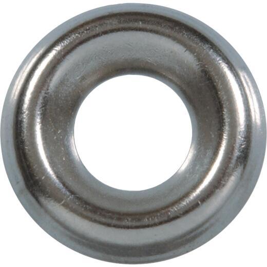 Hillman #10 Steel Nickel Plated Finishing Washer (10 Ct.)