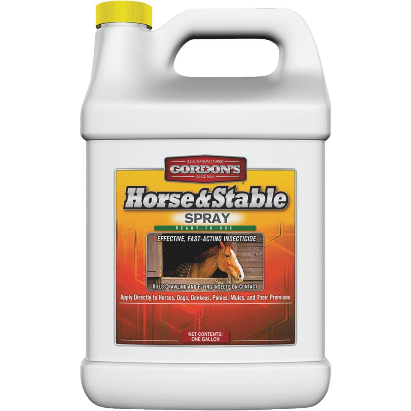 Gordons 128 Oz. Ready To Use Horse & Stable Fly Spray Image 1