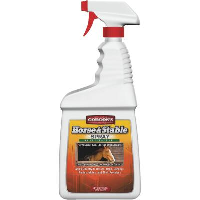 Gordons 32 Oz. Trigger Spray Horse & Stable Fly Spray