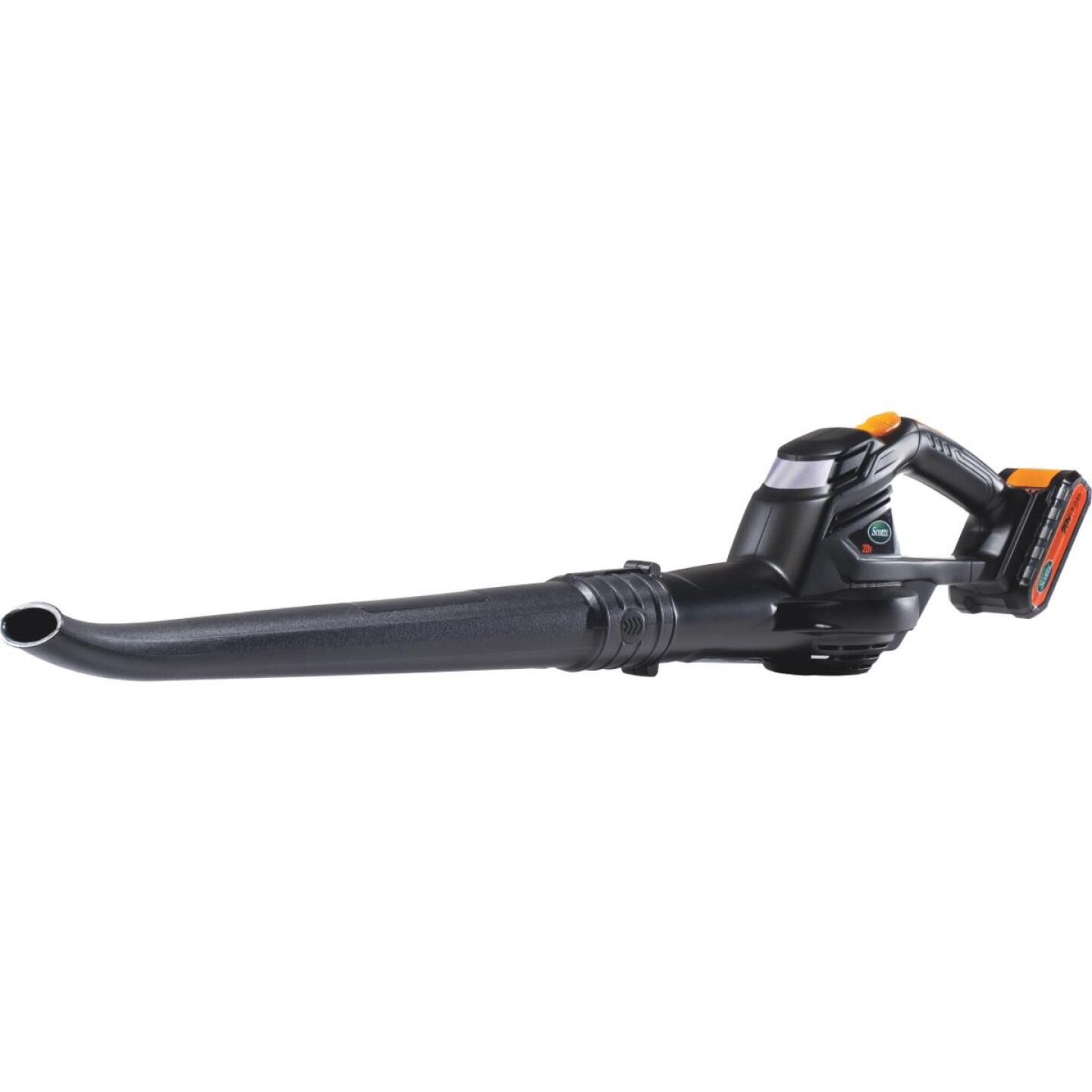Scotts 130 MPH 20V Lithium-Ion Cordless Blower Image 3