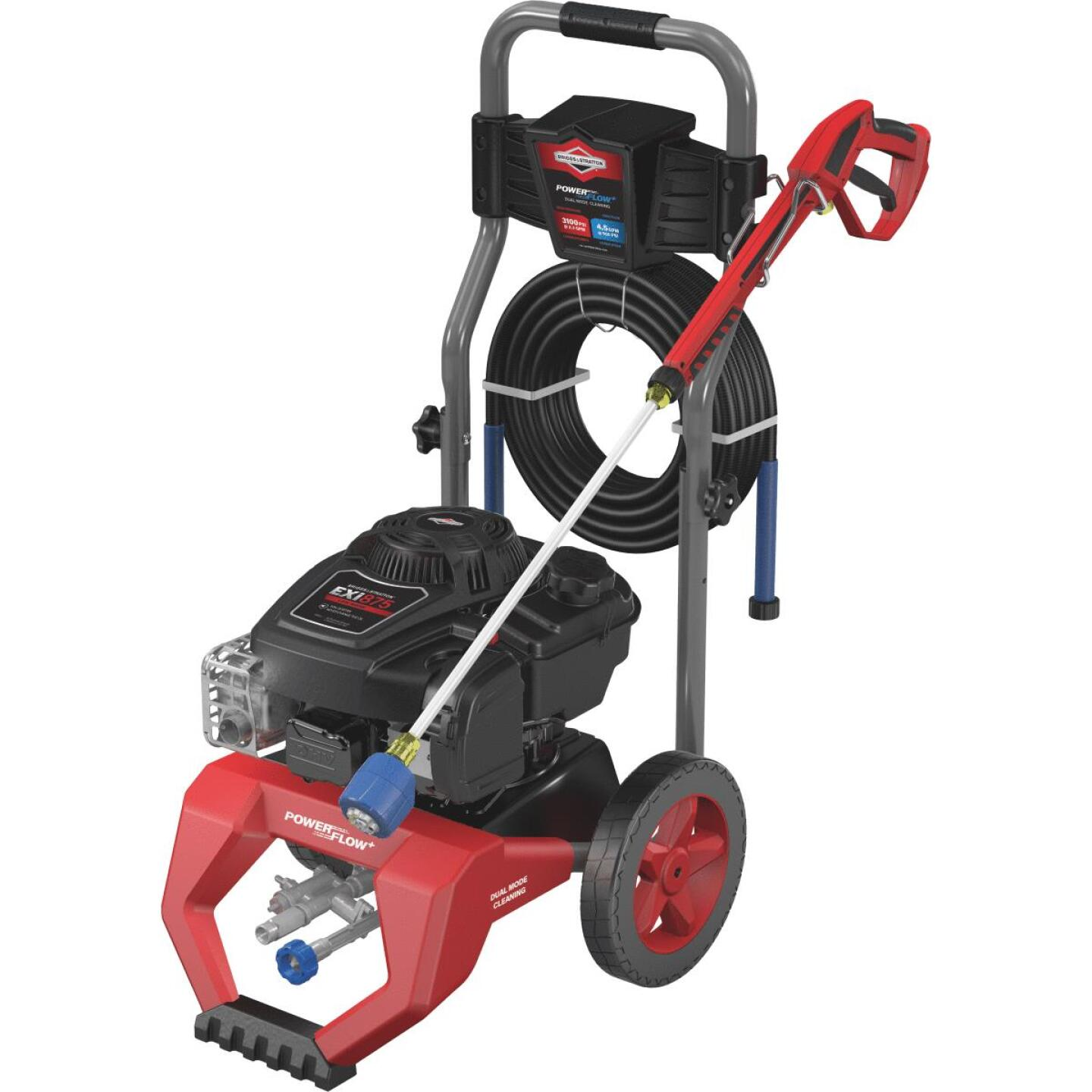 Briggs & Stratton PowerFlow+ 3100 psi 4.5 GPM Gas Pressure Washer Image 1