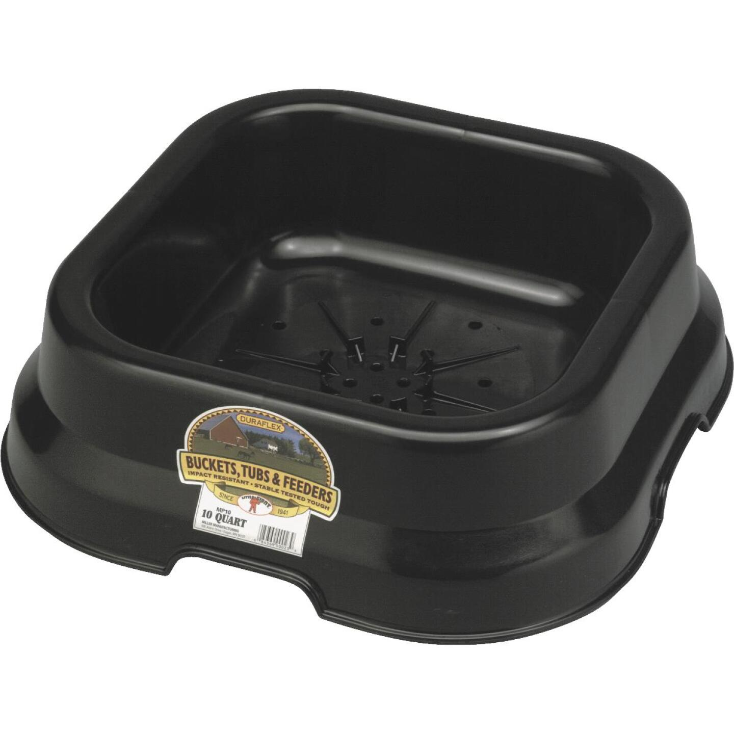 Little Giant Pan Style Plastic Mineral Block Holder Image 1