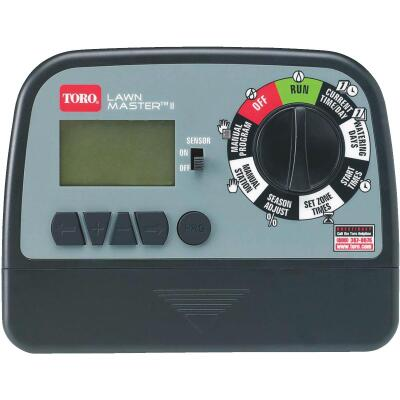 Toro Lawn Master II 6-Station Indoor Plug-In Sprinkler Timer