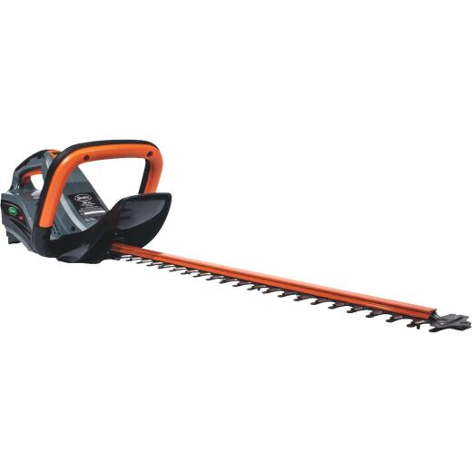 Scotts 24 In. 40V Lithium Ion Cordless Hedge Trimmer