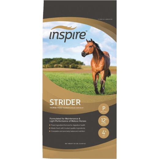 Inspire Strider 50 Lb. Performance Horse Feed