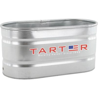 Tarter 100 Gal. Zinc-Coated Steel Galvanized Stock Tank
