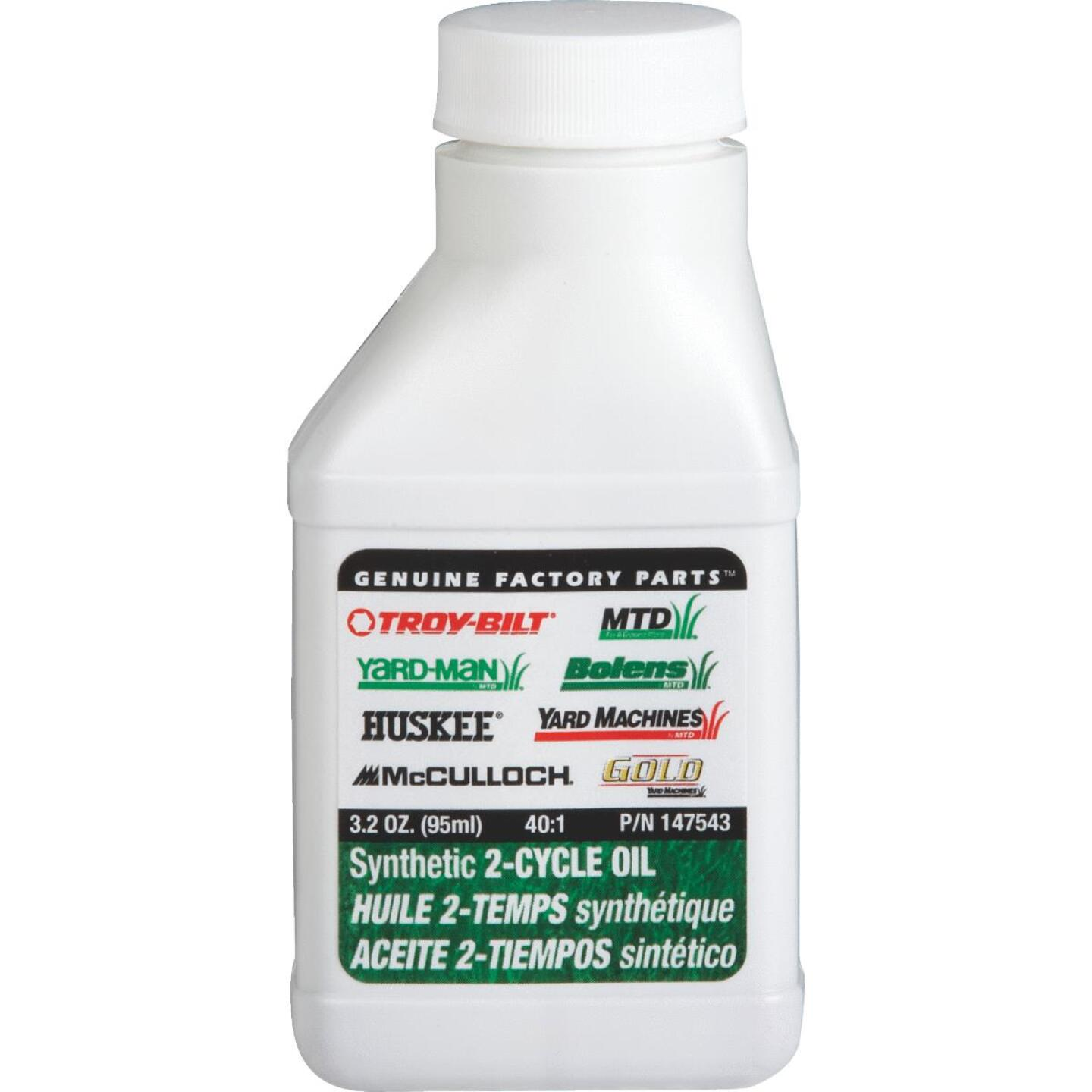 MTD 3.2 Oz. Synthetic 2-Cycle Motor Oil Image 1