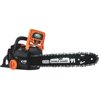 Scotts 16 In. 62 Volt Lithium Ion Cordless Chainsaw