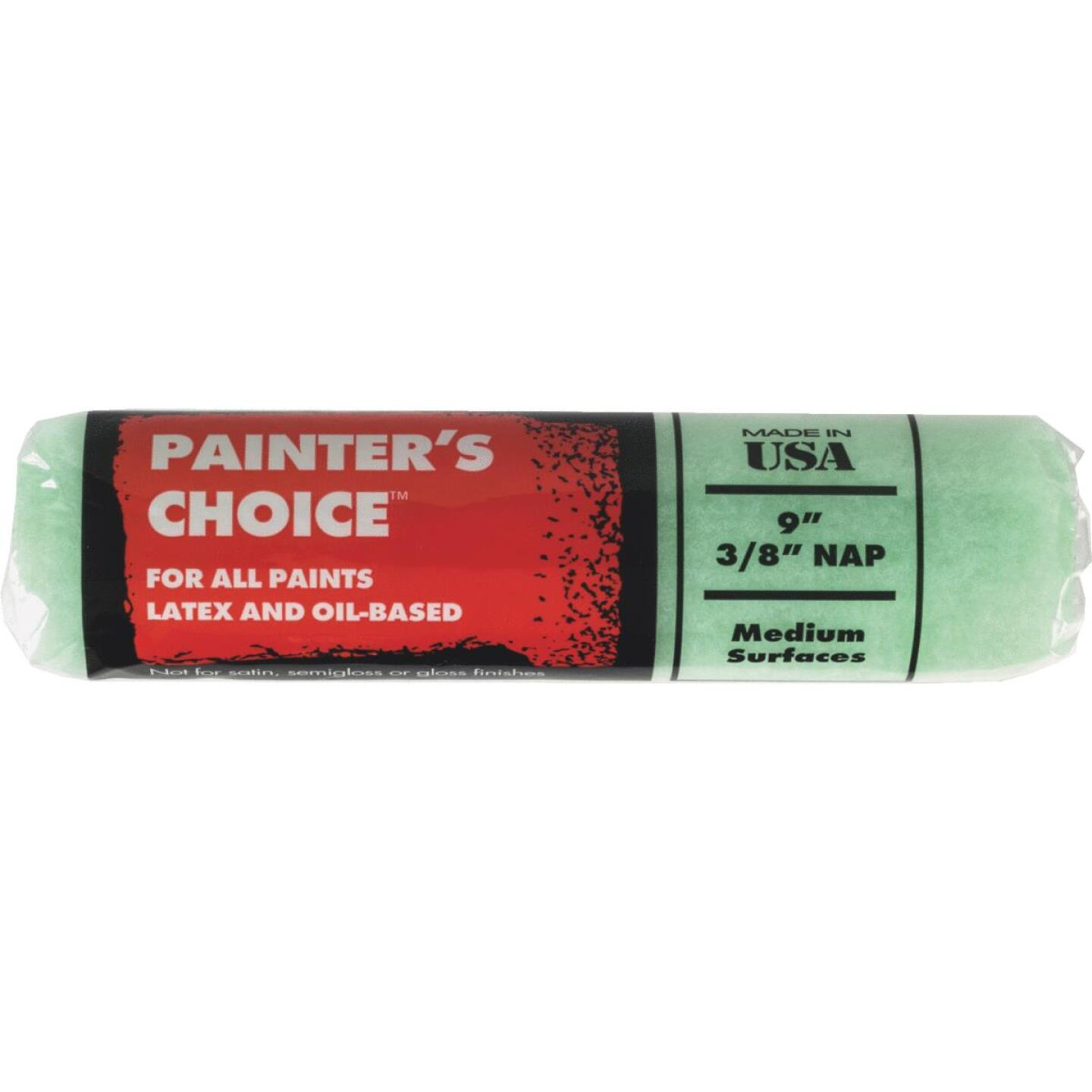 Wooster Painter's Choice 9 In. x 3/8 In. Knit Fabric Roller Cover Image 1