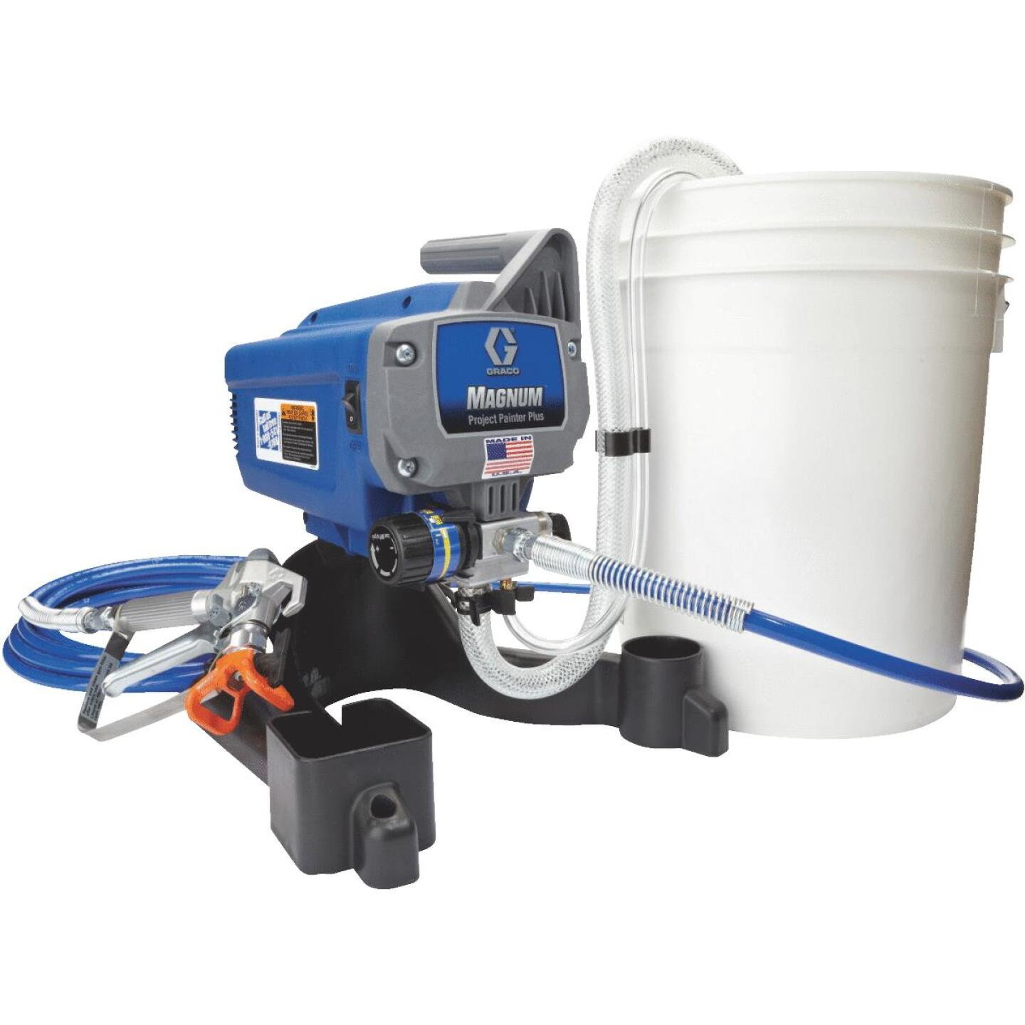 Graco Magnum Project Painter Plus Airless Paint Sprayer Image 1