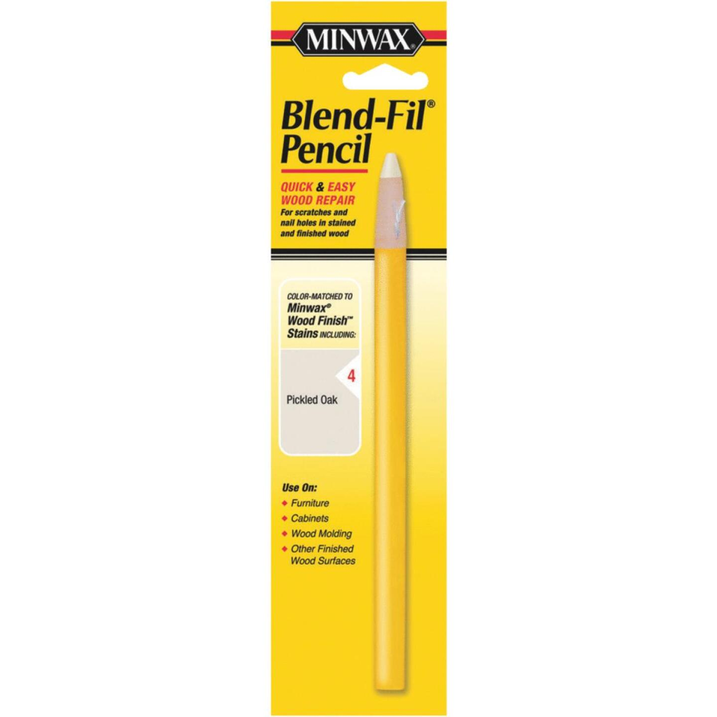 Minwax Blend-Fil Color Group 4 Touch-Up Pencil Image 1