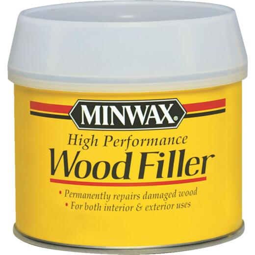 Minwax Natural 6 Oz. Wood Filler