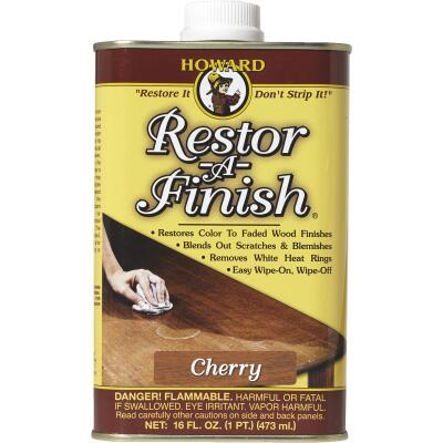 Howard Restor-A-Finish 16 Oz. Cherry Wood Finish Restorer
