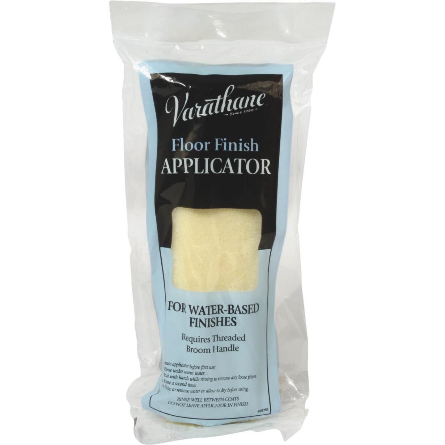 Varathane 10 In. Synthetic Applicator for Water-Based Floor Finishes Image 1