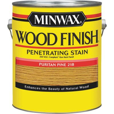Minwax Wood Finish VOC Penetrating Stain, Puritan Pine, 1 Gal.