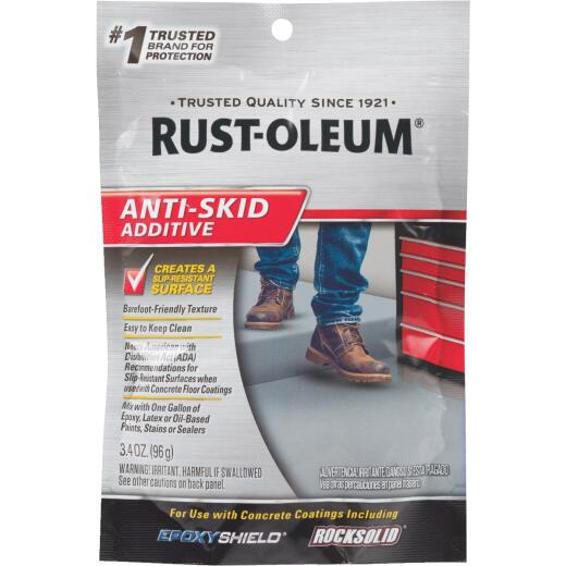 Rust-Oleum Anti-Skid Additive, 3.4 Oz.
