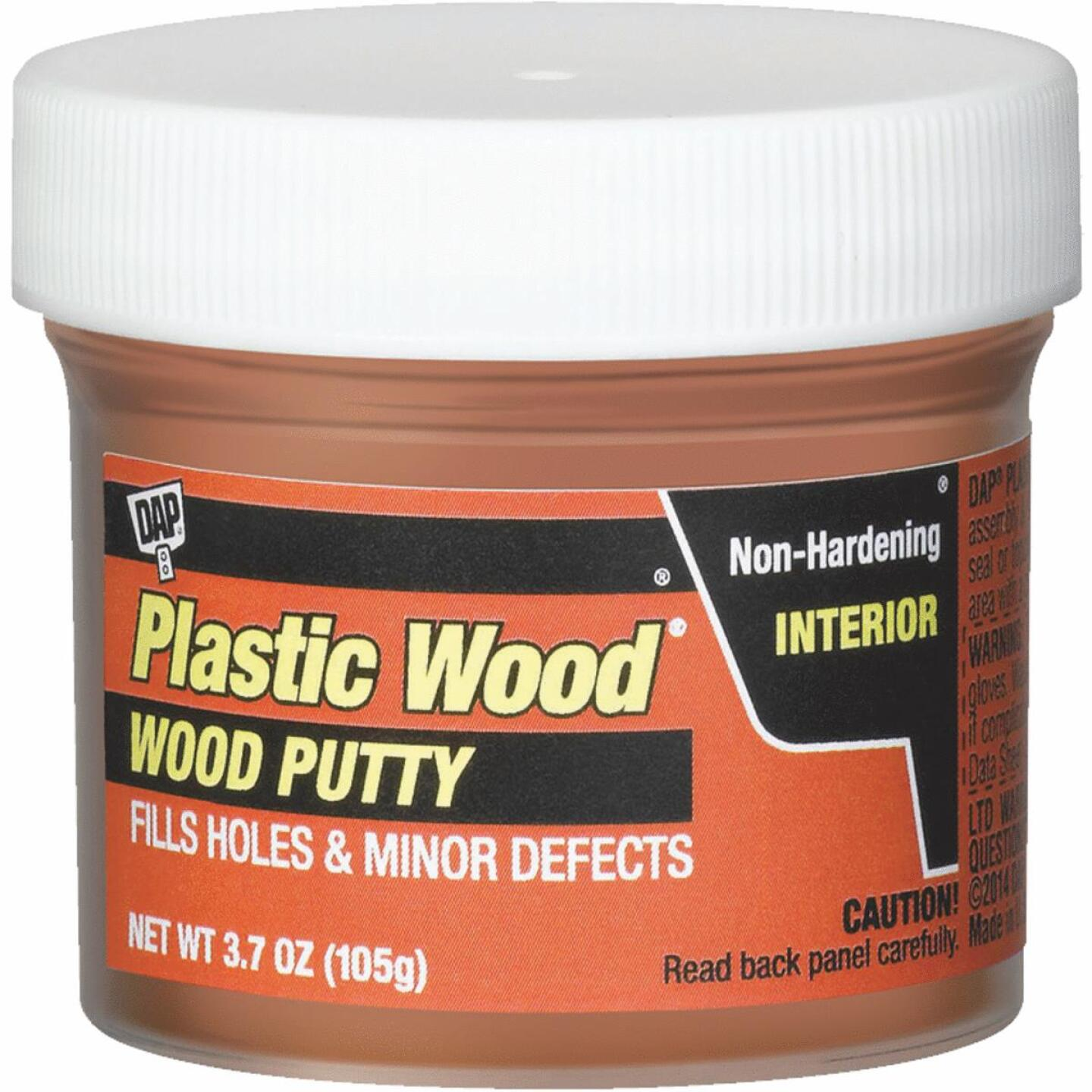 DAP Plastic Wood 3.7 Oz. Cherry Wood Putty Image 1