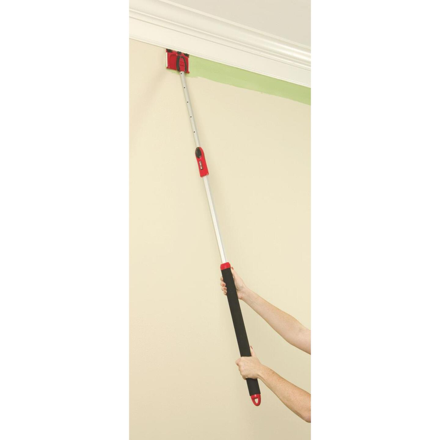 Shur-Line 18 In. to 36 In. Metal, Foam (Handle) Extension Pole Image 5