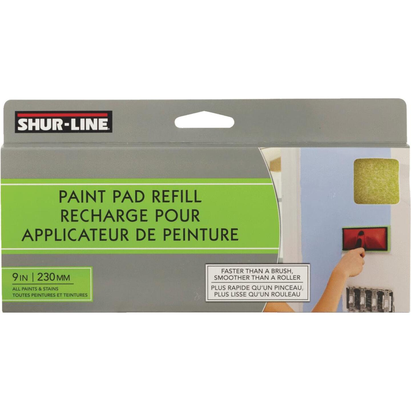 Shur-Line 9 In. Walls & Floors Paint Pad Refill Image 4