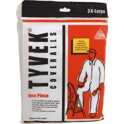 Trimaco Tyvek 3XL Reusable Painter's Coveralls