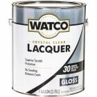 Watco Clear Gloss Gallon 350 Sq. Ft./Gal. Lacquer Image 1