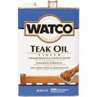 Watco 1 Gal. VOC Teak Oil Finish Image 1