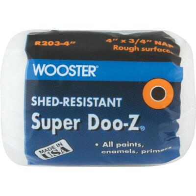 Wooster Super Doo-Z 4 In. x 3/4 In. Woven Fabric Roller Cover