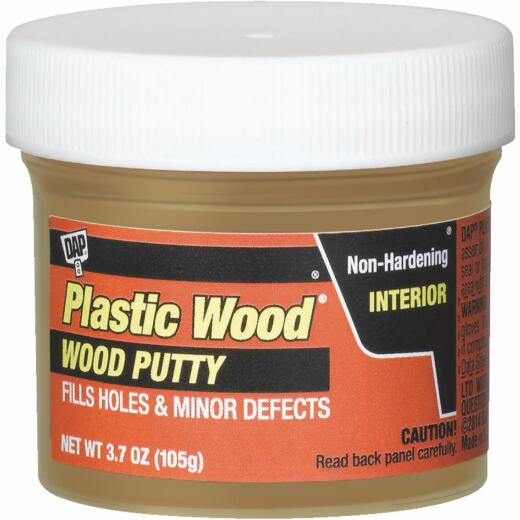 DAP Plastic Wood 3.7 Oz. Natural Pine Wood Putty