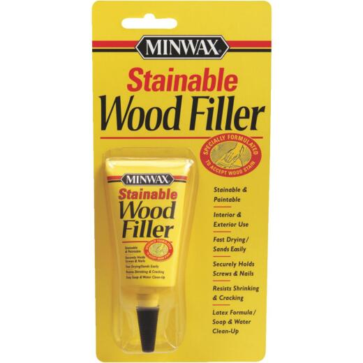 Minwax Natural 1 Oz. Wood Filler