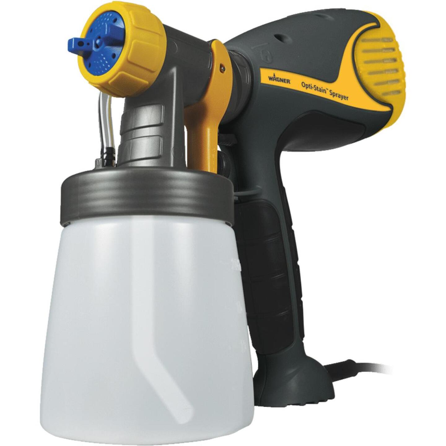 Wagner Opti-Stain Paint Sprayer Image 1
