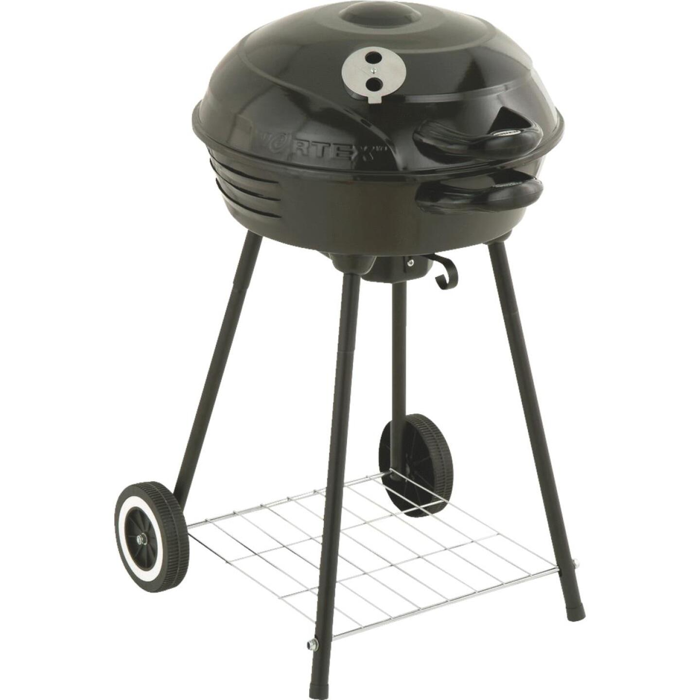 Kay Home Products 18 In. Dia. Black Charcoal Grill Image 1