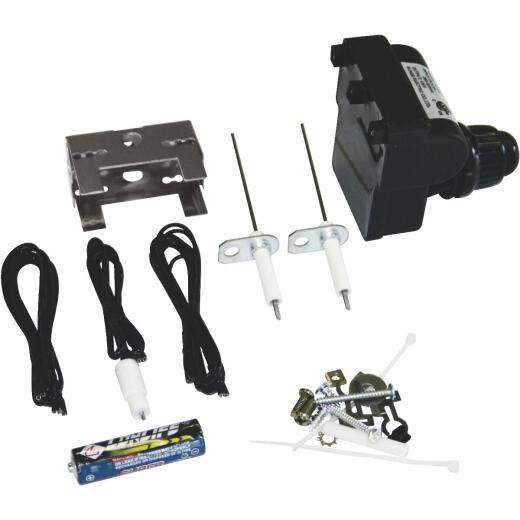 GrillPro Universal Gas Grill Electronic Push Button Replacement Igniter Kit