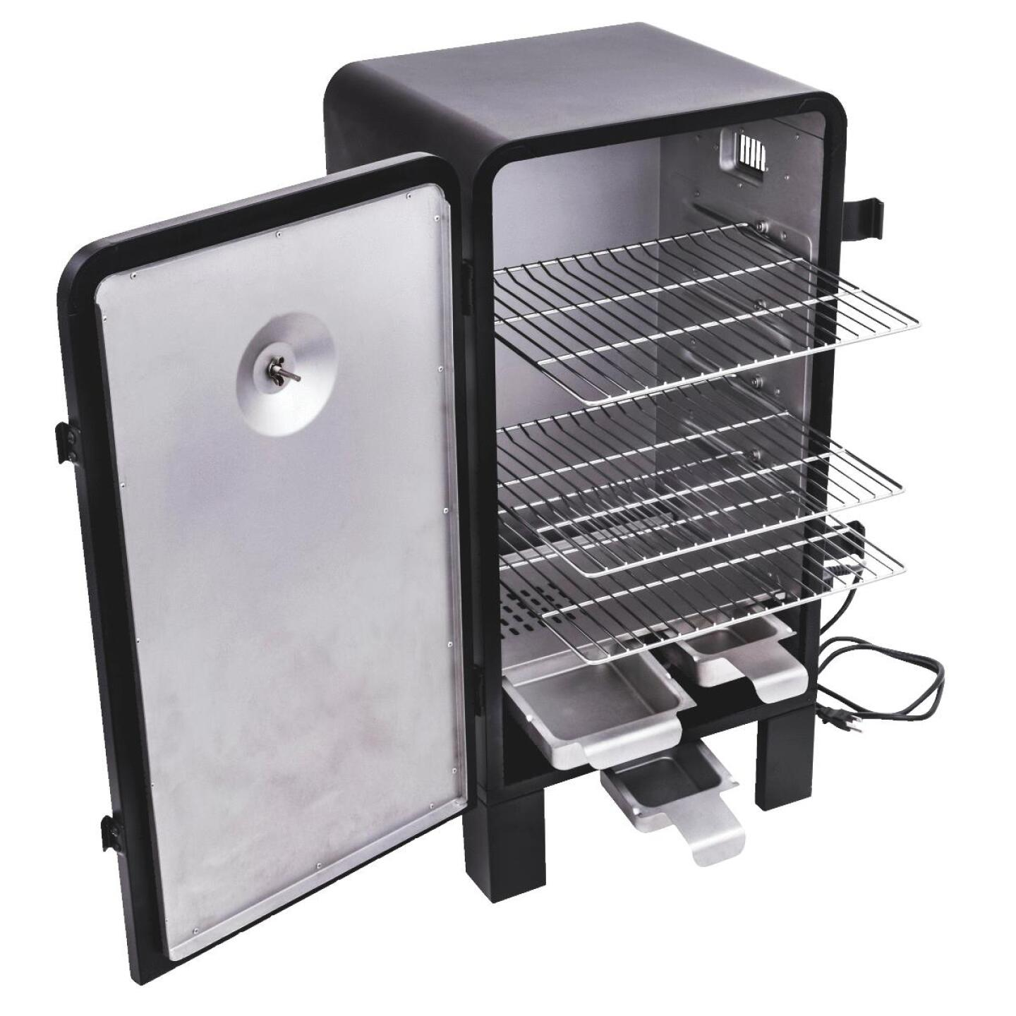 Char-Broil 37 In. H. 1500-Watt Vertical Electric Smoker Image 2