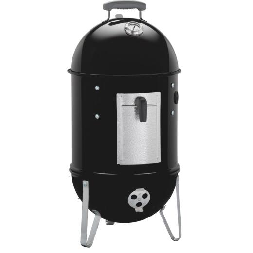 Weber Smokey Mountain Cooker 14 In. Dia. 286 Sq. In. Vertical Charcoal Smoker