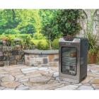 Char-Broil 32.5 In. H. 750W Vertical Digital Electric Smoker Image 3