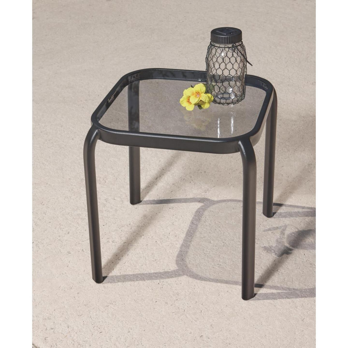 Outdoor Expressions Galveston Side Table Image 3