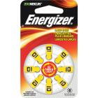 Energizer EZ Turn & Lock 10 Hearing Aid Battery (8-Pack) Image 1