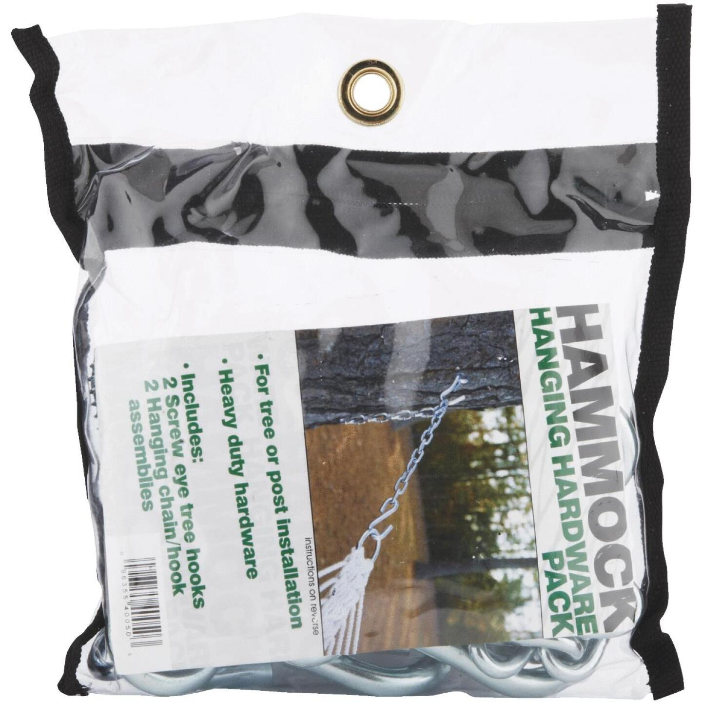 Castaway 18 In. S-Hook Hammock Hardware (2-Pack) Image 2
