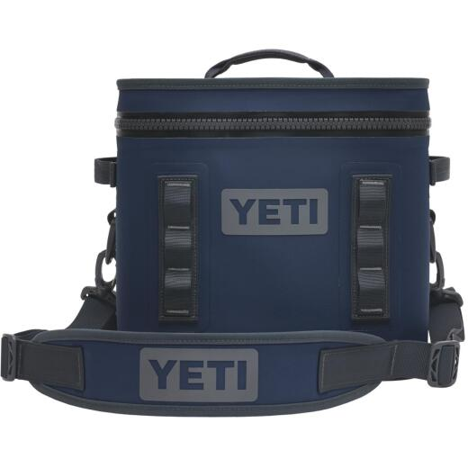 Yeti Hopper Flip 12, 13-Can Soft-Side Cooler, Navy
