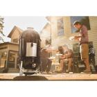 Weber Smokey Mountain Cooker 18 In. Dia. 481 Sq. In. Vertical Charcoal Smoker Image 6