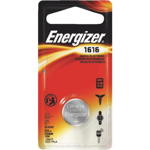 Energizer 1616 Lithium Coin Cell Battery