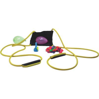 Water Sports 3-Person Water Balloon Launcher