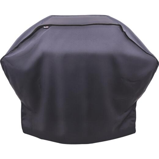 Char-Broil 62 In. Black Polyester Performance Grill Cover