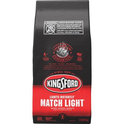 Kingsford Match Light 8 Lb. Briquets Charcoal